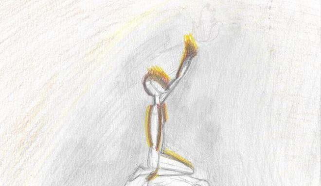 11. Gesang von den Feueröfen - stolpergedanken